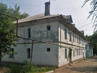 Samara, alley Sarapulskiy, house 38. Apartment house