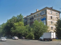 Samara, Svobody st, house 1. Apartment house
