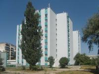 Самара, общежитие Самарского государственного университета путей сообщения, №2, улица Свободы, дом 2А