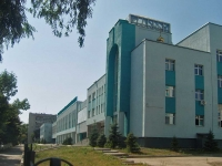 Самара, улица Свободы, дом 2В. университет Самарский государственный университет путей сообщения