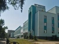 隔壁房屋: st. Svobody, 房屋 2В. 大学 Самарский государственный университет путей сообщения