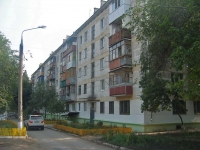 Samara, Svobody st, house 11. Apartment house