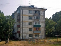 Samara, Svobody st, house 15. Apartment house