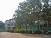 Samara, school МОУ СОШ №80, Svobody st, house 81Б