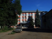 "neighbour house: st. Svobody, house 107Б. hotel ""Прогресс"""