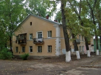 Samara, Svobody st, house 111. Apartment house