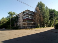 Samara, st Svobody, house 9. Apartment house
