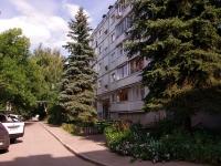 Самара, 5-й (Красная Глинка) квартал, дом 1. многоквартирный дом
