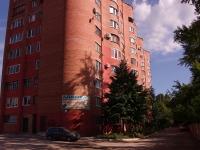 Самара, 5-й (Красная Глинка) квартал, дом 6. многоквартирный дом