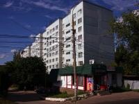 Самара, 5-й (Красная Глинка) квартал, дом 4. многоквартирный дом