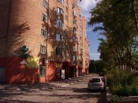 Самара, 5-й (Красная Глинка) квартал, дом 5. многоквартирный дом