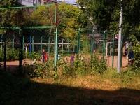 Самара, 5-й (Красная Глинка) квартал. спортивная площадка