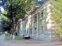 Samara, alley Sevastopolsky, house 2. Apartment house