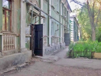 Samara, Sevastopolsky alley, house 2. Apartment house