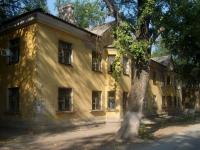 Samara, alley Sevastopolsky, house 4. Apartment house