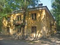 Samara, alley Sevastopolsky, house 6. Apartment house