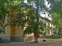 Samara, alley Slavny, house 6. Apartment house