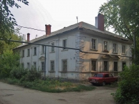 Samara, alley Slavny, house 8. Apartment house