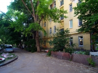 Samara, Slavny alley, house 4. Apartment house