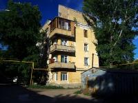 Samara, alley Slavny, house 4. Apartment house