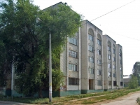 Samara, Sovetskoy Armii st, house 4. Apartment house
