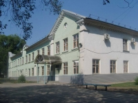 "neighbour house: st. Sovetskoy Armii, house 25. gymnasium ""Перспектива"""