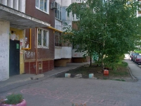 Samara, Sovetskoy Armii st, house 119. Apartment house
