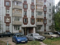 Samara, Sovetskoy Armii st, house 124. Apartment house