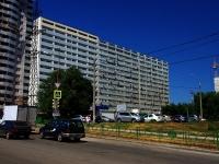 Samara, st Sovetskoy Armii, house 98. Apartment house