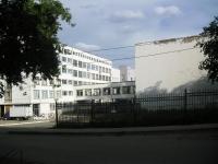 隔壁房屋: st. Sovetskoy Armii, 房屋 141. 大学 Самарский государственный экономический университет