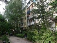 Samara, Sovetskoy Armii st, house 145. Apartment house