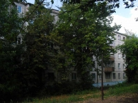 Samara, Sovetskoy Armii st, house 158. Apartment house