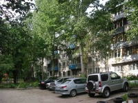 Samara, Sovetskoy Armii st, house 161. Apartment house