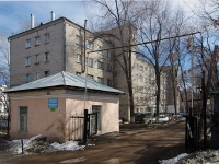 neighbour house: st. Sovetskoy Armii, house 56. hospital Городская больница №6