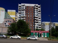 Samara, Sovetskoy Armii st, house 99. Apartment house