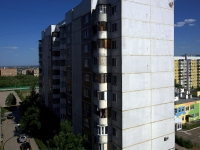 Samara, Sovetskoy Armii st, house 113. Apartment house