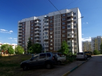 Samara, st Sovetskoy Armii, house 113. Apartment house