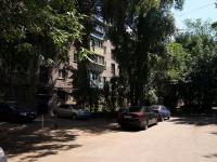 Samara, Sovetskoy Armii st, house 144. Apartment house with a store on the ground-floor