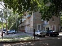 Samara, Sovetskoy Armii st, house 146. Apartment house with a store on the ground-floor