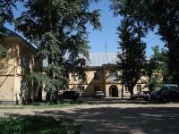 隔壁房屋: alley. Sokolskiy, 房屋 1. 公寓楼