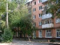 Samara, st Sorokin, house 1. Apartment house with a store on the ground-floor