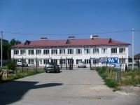 Samara, st Sorokin, house 13А. office building