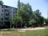 Samara, st Sorokin, house 15. Apartment house