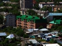 Samara, st Sorokin, house 26. Apartment house