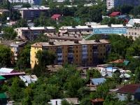 Samara, st Sorokin, house 5. Apartment house