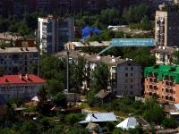 Samara, st Sorokin, house 9. Apartment house