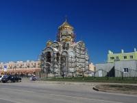 Самара, храм Сретения Господня, улица Мира (мкр Крутые Ключи), дом 8