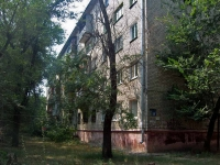 neighbour house: st. Sredne-sadovaya, house 34А. Apartment house