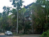 neighbour house: st. Sredne-sadovaya, house 34. Apartment house