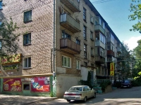 neighbour house: st. Sredne-sadovaya, house 53. Apartment house with a store on the ground-floor